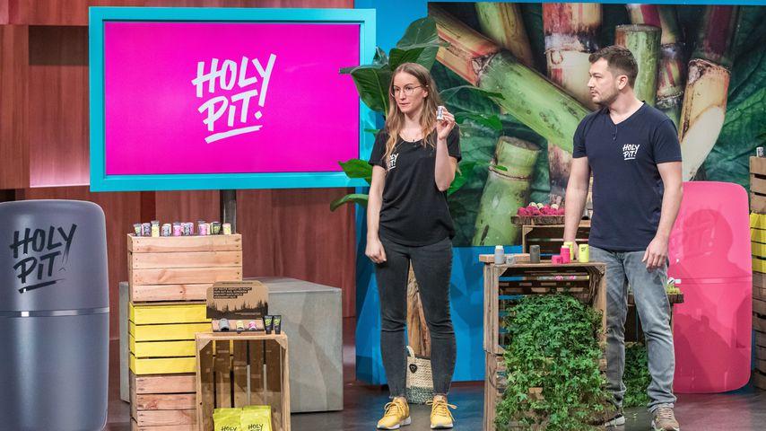 Branka Puljic und Asmir Samardzic von Holypit