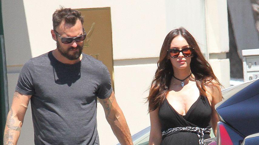 Megan Fox' Vater verrät: So steht's um ihre Ehe mit Brian