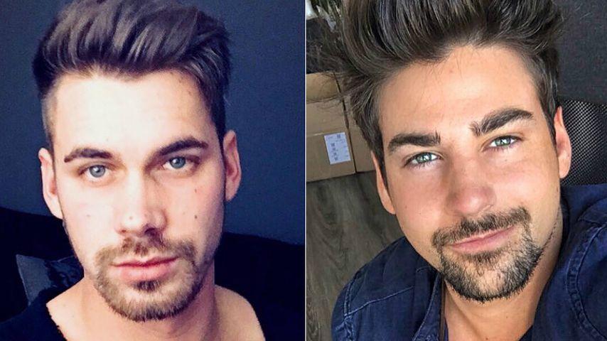 Zwillinge? Bachelorette-Brian sieht aus wie Patrick Cuninka