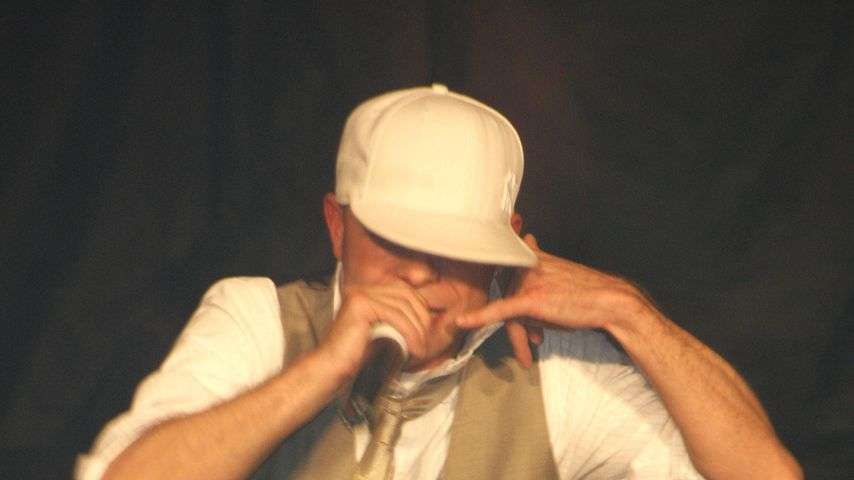 Sänger Brian Harvey in Manchester 2007