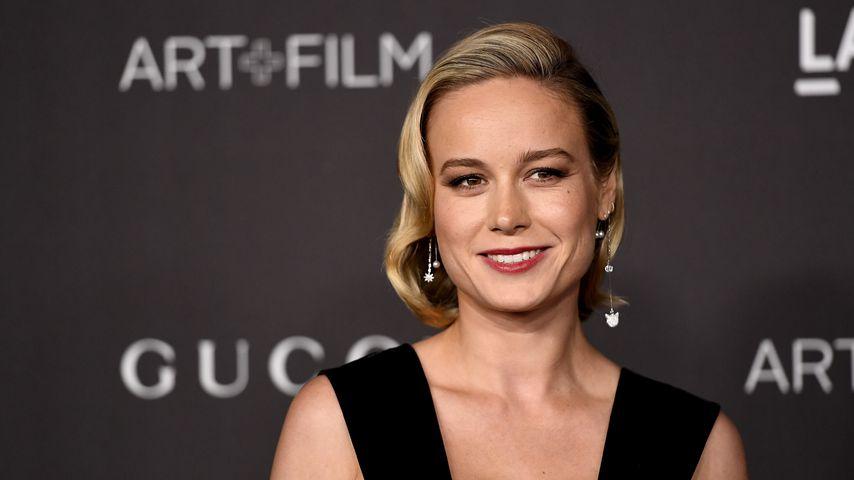 Brie Larson im November 2019