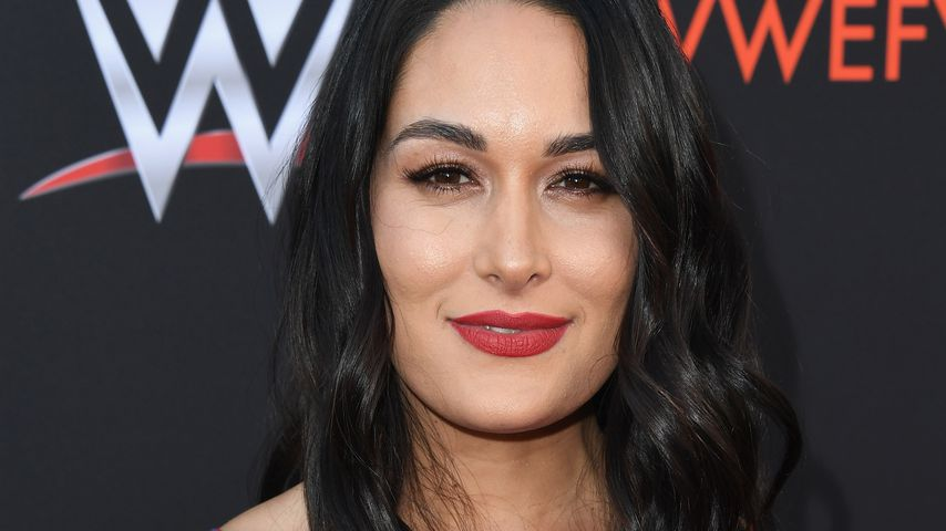 Brie Bella in North Hollywood