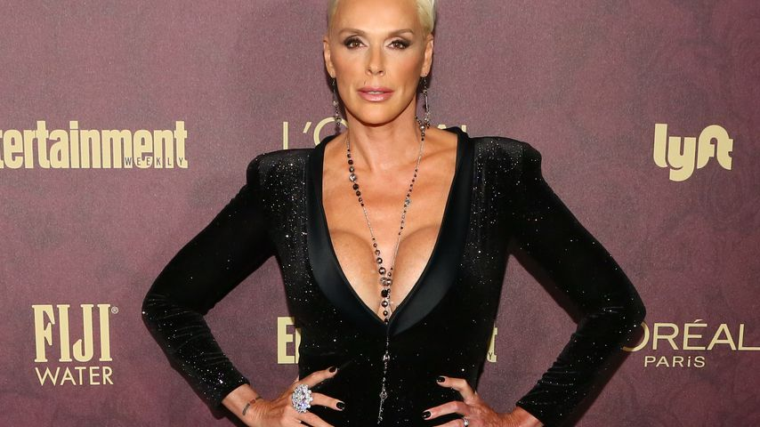 "Brigitte Nielsen im September 2018 bei der ""Entertainment Weekly Pre-Emmy""-Party in Los Angeles"
