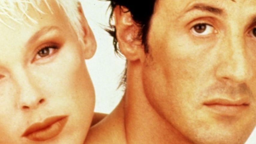 Brigitte Nielsen und Sylvester Stallone