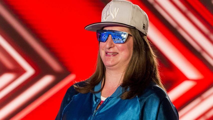 Britische X-Factor-Kandidatin Honey G