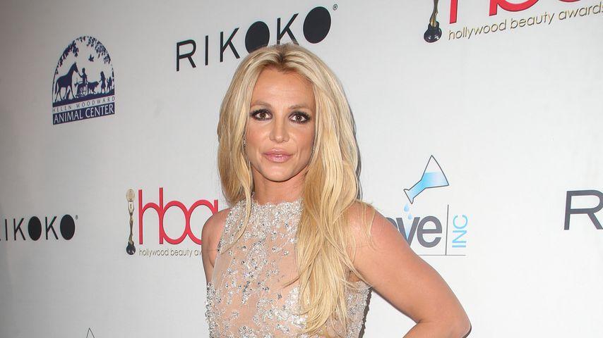 Britney Spears bei den Hollywood Beauty Awards 2018