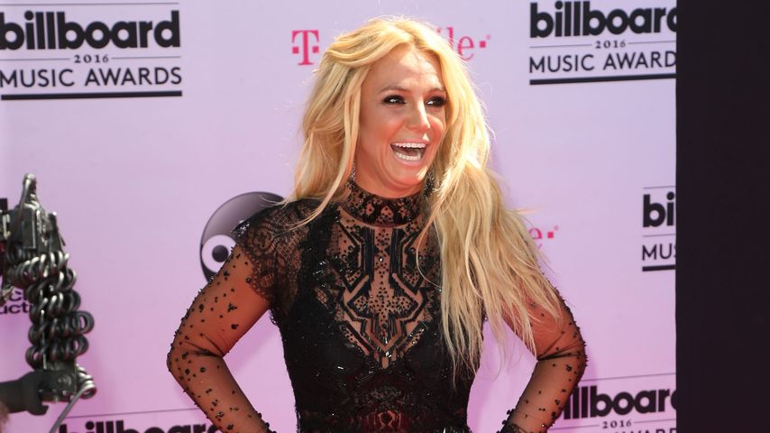 "Britney Spears bei den ""Billboard Music Awards"" 2016 in Las Vegas"