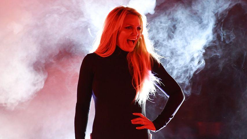 Britney Spears in Las Vegas, Oktober 2018