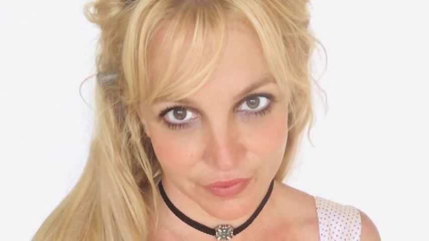 Britney Spears im Jahr 2020