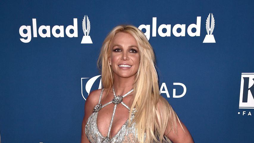 Britney Spears bei den GLAAD Media Awards