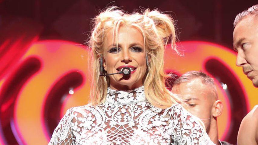 Britney Spears beim Jingle Ball in Los Angeles, Dezember 2016