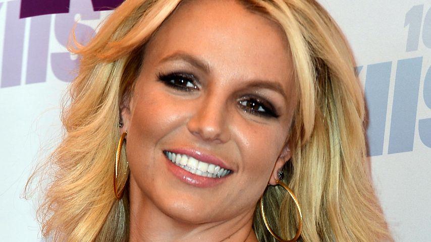 Britney Spears im Mai 2013