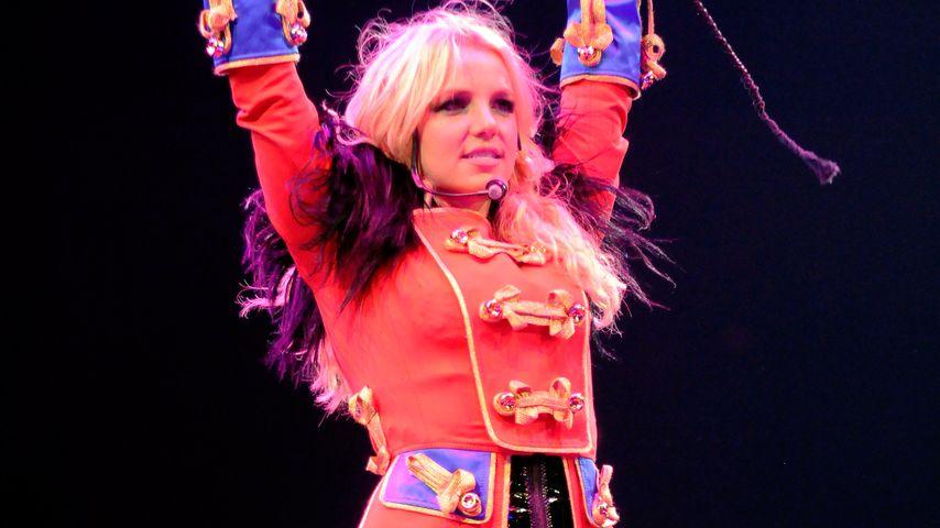 Britney Spears in New Orleans, Louisiana