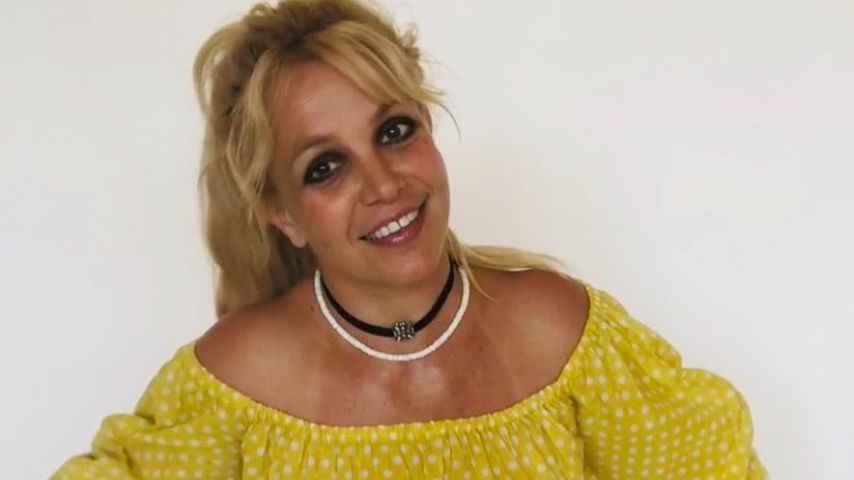 35 Umdrehungen in 70-Sekunden-Clip: Was ist mit Britney los?
