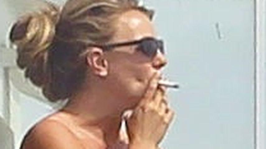 Paparazzi-Bilder: Britney Spears raucht noch immer