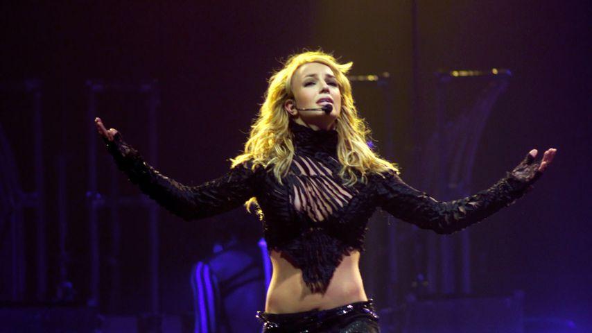 Britney Spears im November 2001
