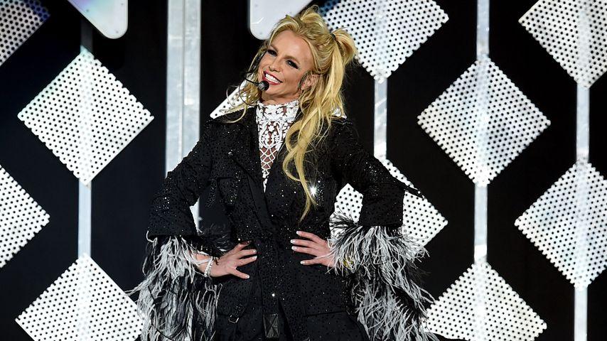 Britney Spears im Dezember 2016