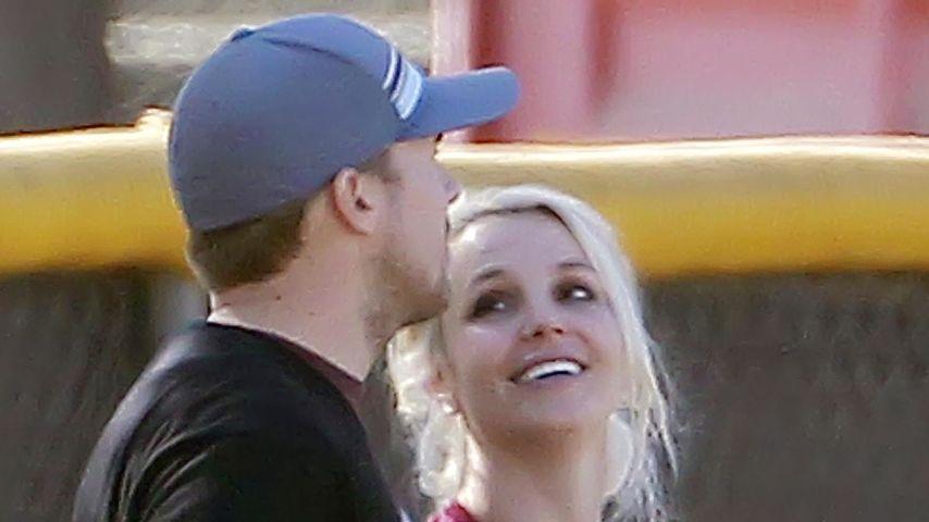 Britney Spears: Sooo verliebt in ihren David