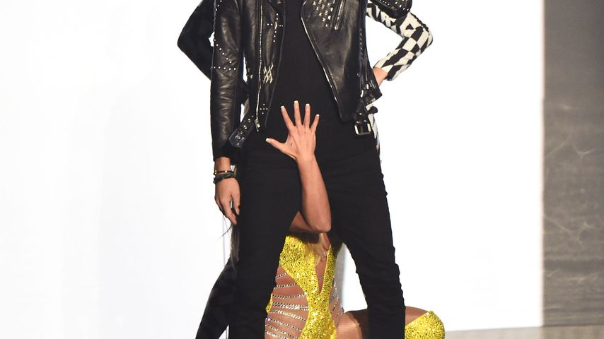 Britney Spears und G-Eazy bei den VMAs 2016