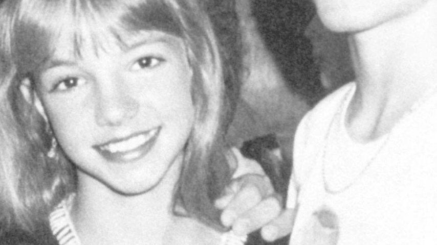 Beim ersten Kuss: So jung war Britney Spears!