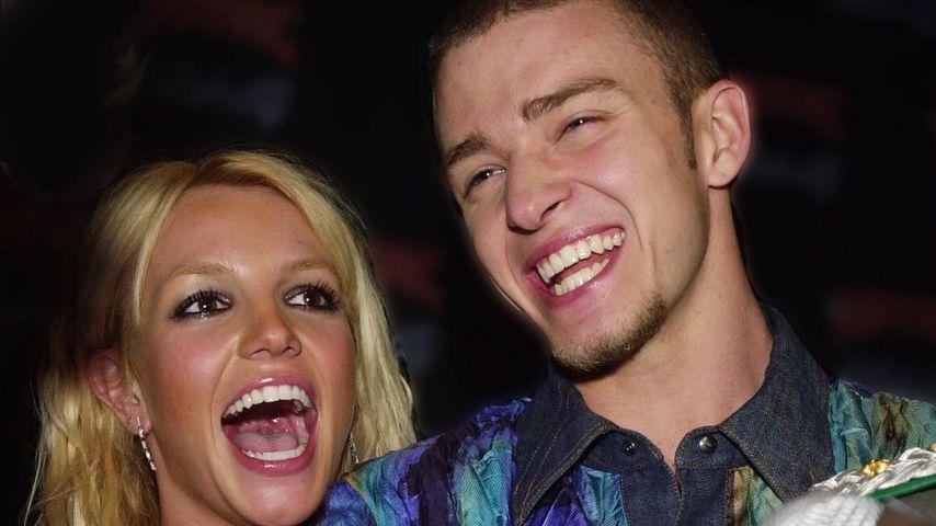 Nach 14 Jahren: Britney & Justin wieder als Duo unterwegs?
