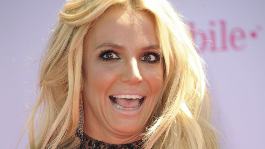 Oops, she did it again! Britney Spears beim Popeln erwischt