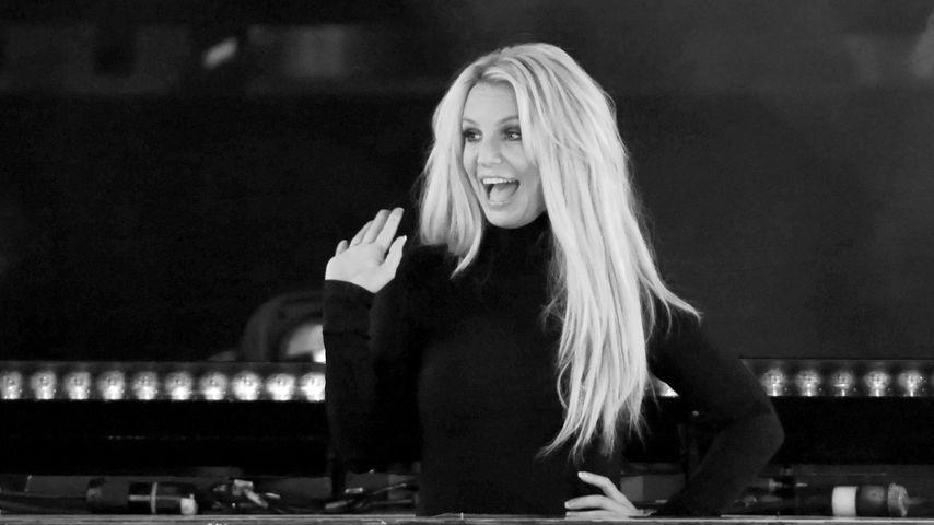 Britney Spears, 2018