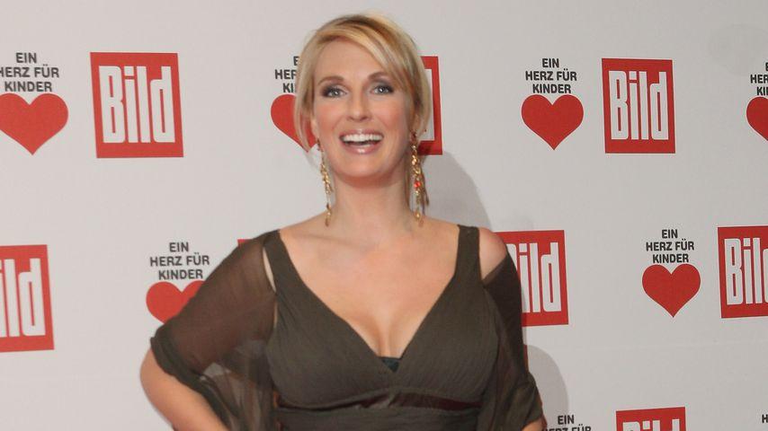 Britt Hagedorn bei der Ein Herz für Kinder Gala