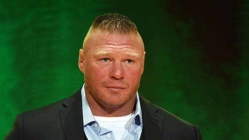 Brock Lesnar im Oktober 2019