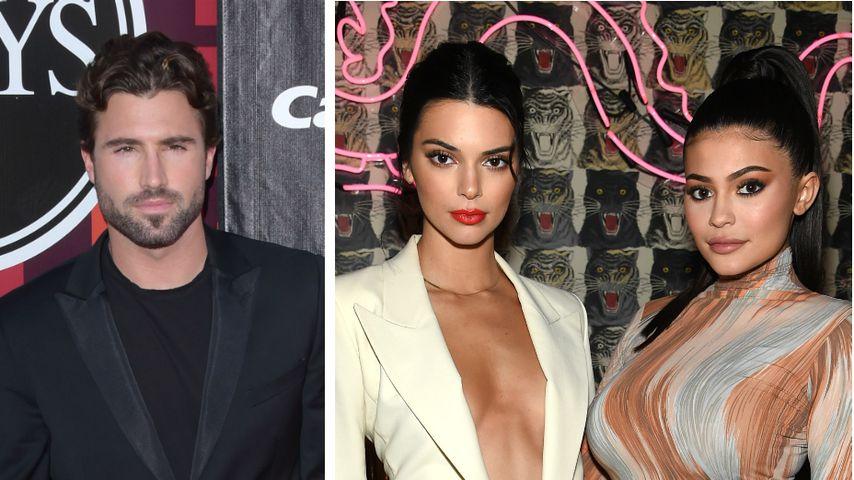Brody Jenners Hochzeit: Auch Kendall & Kylie schwänzen Event