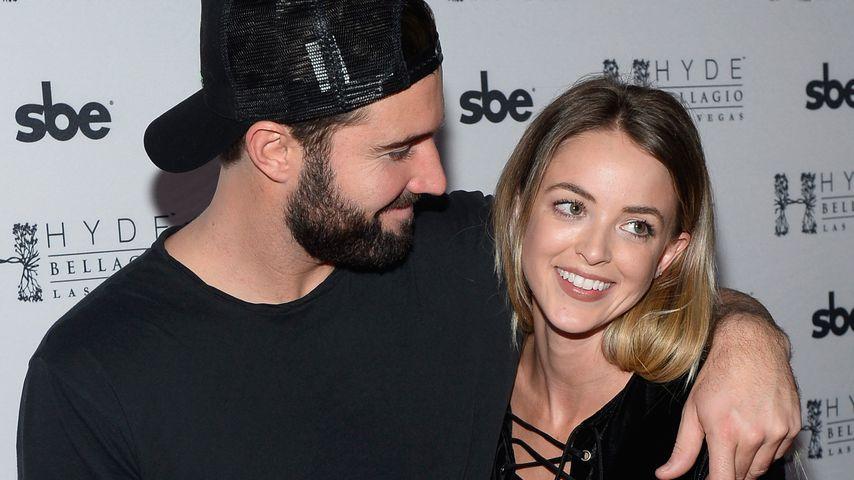 Brody Jenner und seine Ex Kaitlynn Carter im Dezember 2015