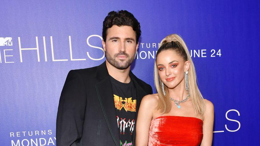Brody Jenner und Kaitlynn Carter im Juni 2019 in Los Angeles
