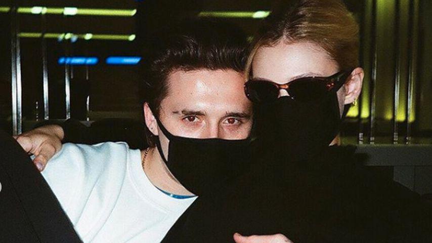 Brooklyn Beckham und Nicola Peltz