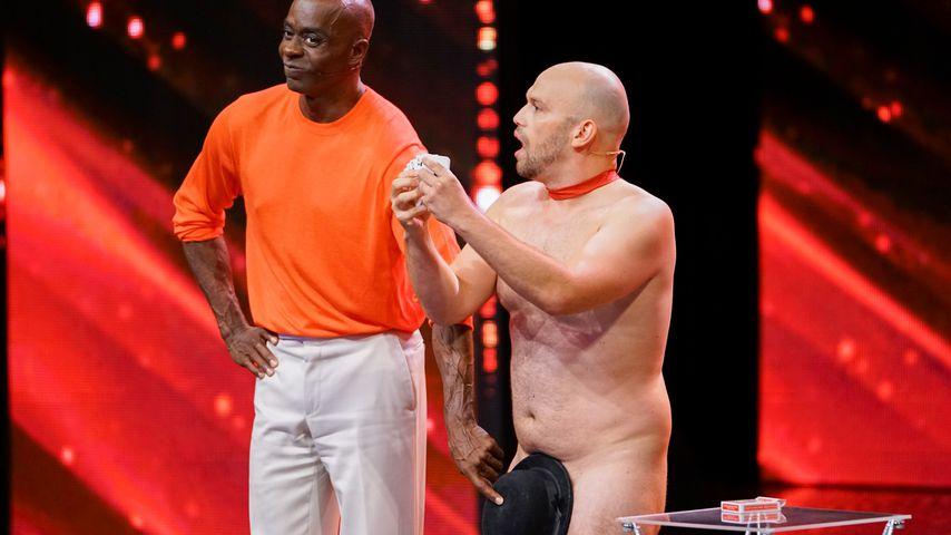 """""""Kostüm gestohlen"""": """"Supertalent"""" kommt nackt auf die Bühne!"""