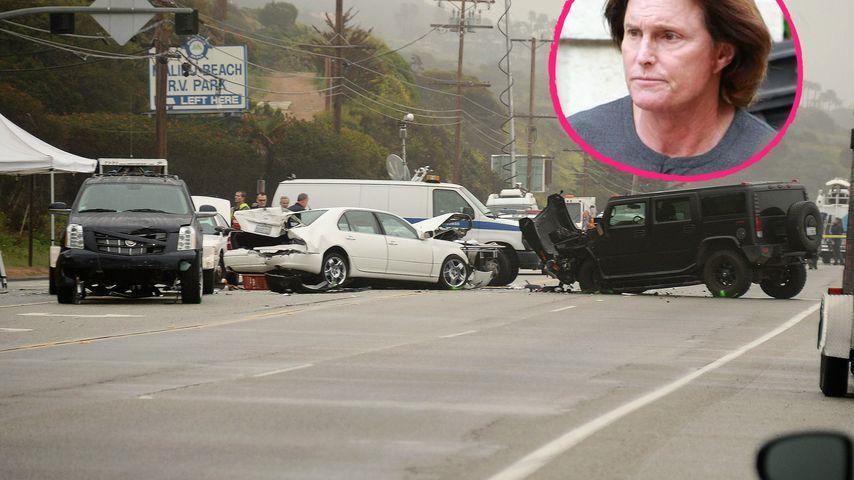 Bruce Jenner: Unfall-Video bringt neue Erkenntnis