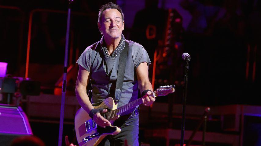 """Selbstmord-Gedanken: So krank ist """"Boss"""" Bruce Springsteen"""