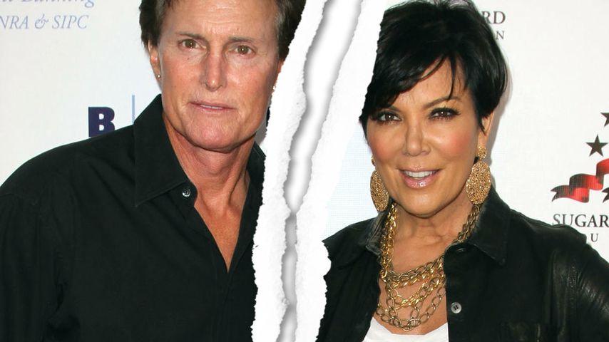 Scheidung! Kris Jenner streicht Bruce endgültig