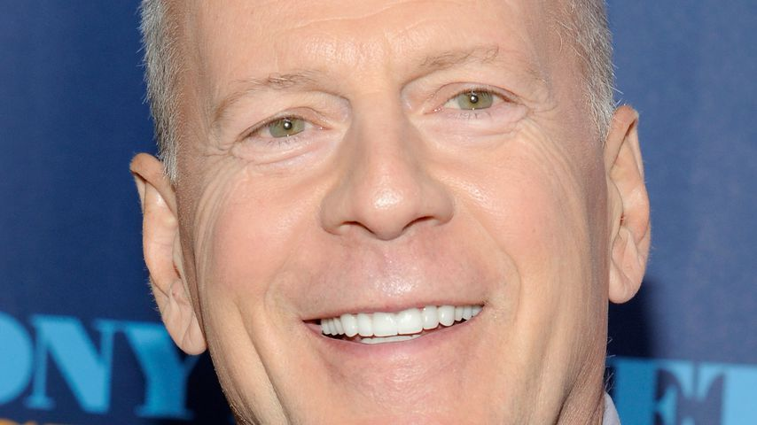 """Bruce Willis bei """"Tony Bennett Celebrates 90: The Best Is Yet To Come"""""""