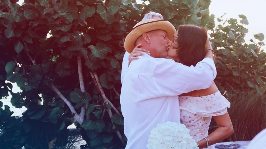 Bruce Willis und seine Ehefrau Emma Heming-Willis