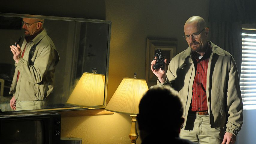 "Bryan Cranston in seiner ""Breaking Bad""-Rolle Walter White"