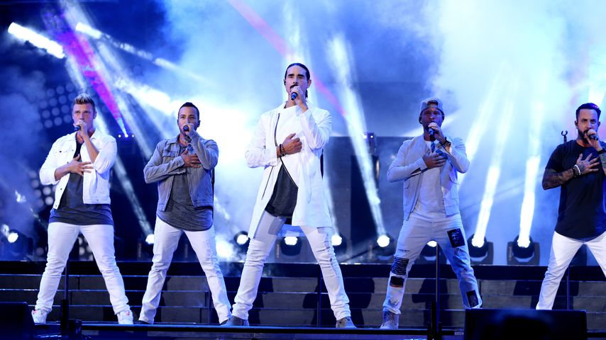 Backstreet Boy AJ: Heiratsantrag auf der Bühne