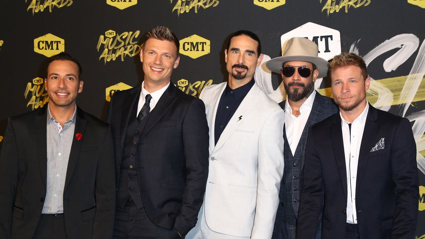Backstreet Boys bei den CMT Music Awards 2018