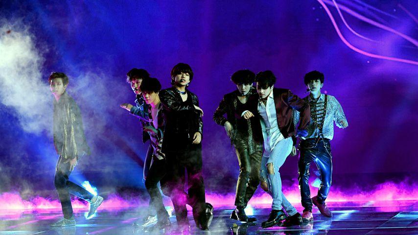 BTS bei den Billboard Music Awards 2018