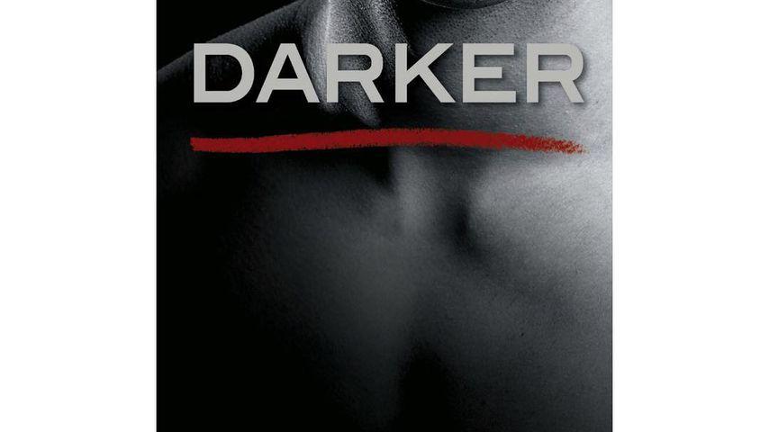 "Das Cover zu E. L. James' neuem Buch ""Darker"""