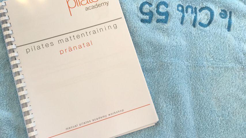 Buch für pränatales Pilates