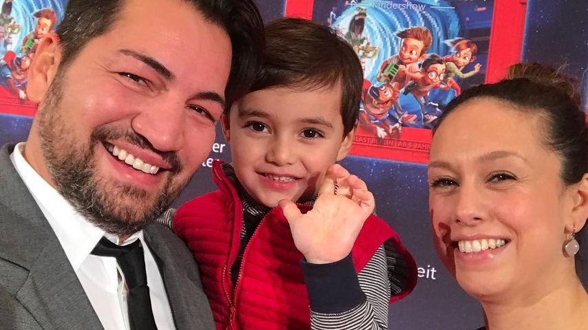 Zweiter Baby-Boom bei Bülent Sharif: Seine Frau im 7. Monat!