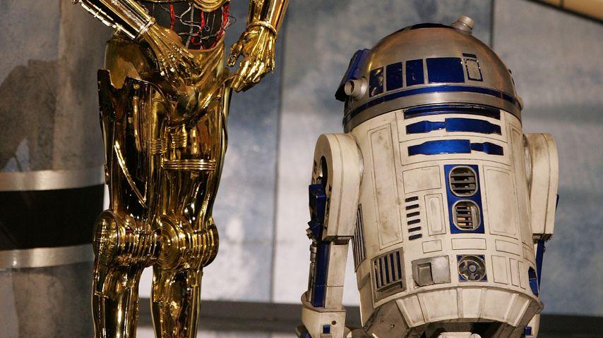 """C3PO und R2-D2, """"Star Wars""""-Charakter"""