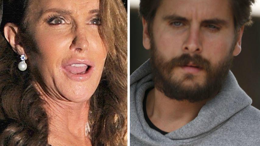 Bei den ESPYS: Caitlyn Jenner schmeißt Scott Disick raus