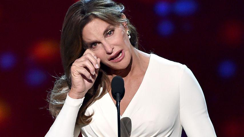 Emotionaler Auftritt! Caitlyn Jenner bekommt 1. Auszeichnung