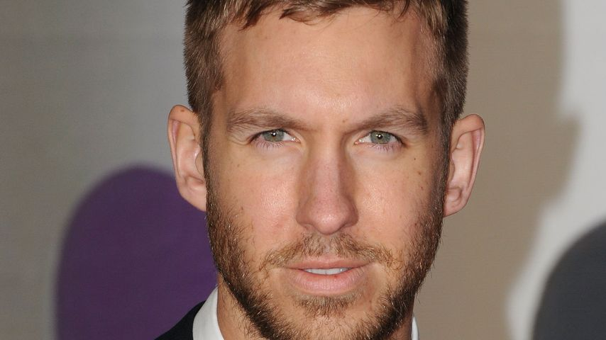 Calvin Harris bei den Brit Awards 2013